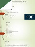 Estructuras de Concreto, Investigación VIGAS