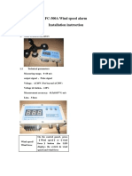 The instruction of Anemometer.pdf