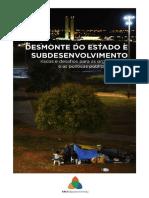 Desmonte do Estado e Subdesenvolvimento.pdf