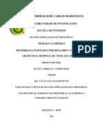 Caso Clinico Carmen Zaciga 2017