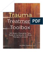 [2019] Trauma Treatment Toolbox by Jennifer Sweeton |  165 Brain-Changing Tips, Tools & Handouts to Move Therapy Forward | PESI Publishing