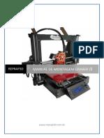 Manual de Montagem Graber Pro
