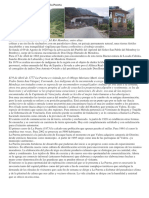 Reseña Historica de La Parroquia La Puerta