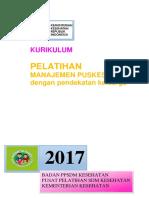 Kurikulum Mp Pis-pk 2017