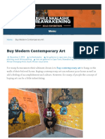 Contemporary Art for Sale Online in Cape Town