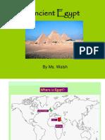 Ancient Egypt PPT
