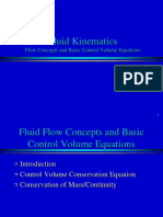 Fluid Kinematics (1)