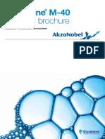 Brochure Dissolvine m40 Technical Brochure Web