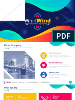30009 02 Whirlwind Powerpoint Template
