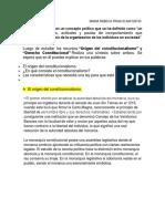 MARIA REBECA FRIAS -El Constitucionalismo.
