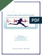 Les Maladies Chroniques en Sport