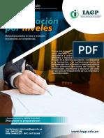 Taller de Preparación Para La Certificación Por Niveles Del OSCE - Contrataciones Del Estado - CHICLAYO