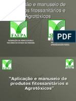 Aplicação e Manuseio de Agrotóxicos (3)