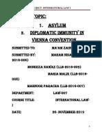 Asylum Final