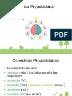 Powerpoint Lógica Proposicional