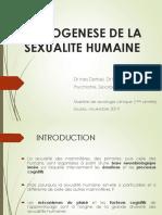 phylogenese de la sexualité humaine
