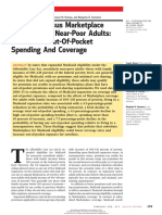 191019medicaid Vrs Marketplace Cov for Near Poor Adults
