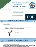 Atracción, Gestión y Retención de Talento Humano (1)