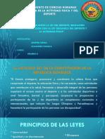 Ley Del Deporte (1)