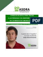Manual de estilo para referirse adecuadamente a las personas con síndrome de Down en los medios de comunicación..pdf