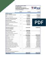 Estados Financieros Hospital San Jorge, Darin