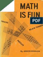 Math is Fun-J.degrazia