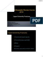 Miller orthopaedic review