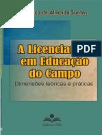 a licenciatura em educacao do campo.pdf