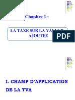 Fiscalité de l'Entreprise TVA Et is LF 18 [Enregistrement Automatique]