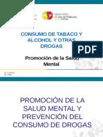 Presentación Prevención Tabaco Alcohol Otras Drogas