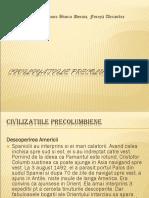 Civilizatiile precolumbiene