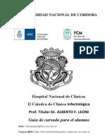 Guia de Cursado Clínica Infectológica II 2017