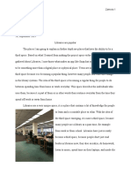 Project Space Individual Essay-2