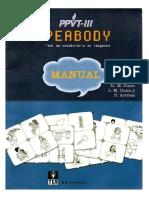 Peabody Manual