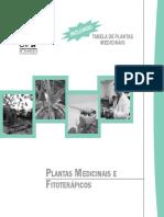 Plantas Medicinais e Fitoterápicos