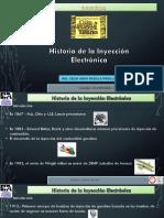 CLASE 1 - Historia de La Inyeccion Electronica