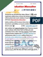Reproduction Masculine Bil Falle9i - Www.bac.Org.tn
