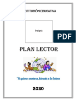 Plan Lector 2020
