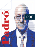 Revista homenaje a Eduardo Padrón, presidente de Miami Dade College
