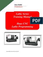 Haas Lathe Programming