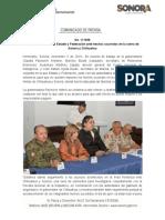 05-11-19 Coordinan esfuerzos Estado y Federación ante hechos ocurridos en la sierra de Sonora y Chihuahua