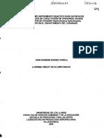 Capacitación de Operarios Chigüiro