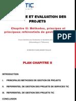 Cours Conduite et evaluation de projet-Chap II-Cycles de vie de principaux types de projets.pptx
