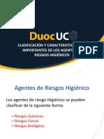 03_Agentes de Riesgos Higienicos