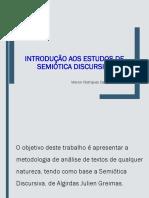 Introdução Aos Estudos de Semiótica Discursiva2