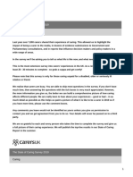 PDF of State of Caring Survey 2019