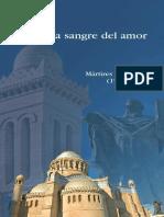 La Sangre Del Amor-Mártires de Argelia