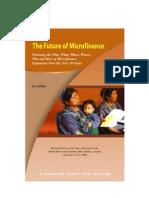 The Future of Micro Finance