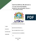 Informe 2 Huancollo Marshurii