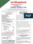 Newsletter Nov 23
